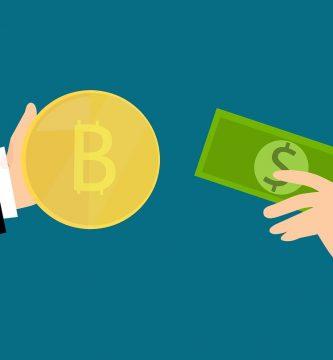 Bitcoins efectivo