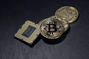 Bitcoins como criptomonedas
